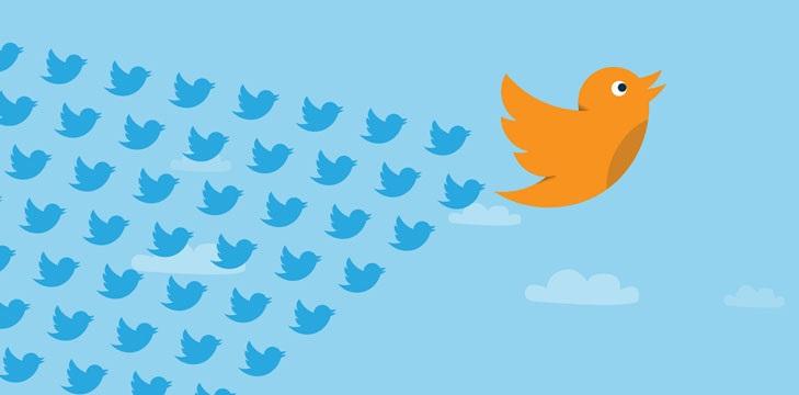 Resultado de imagen para twitter seguidores falsos