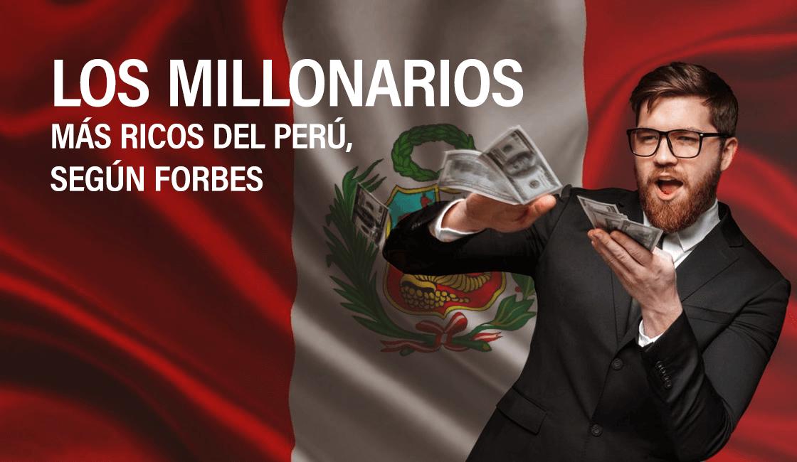 millonarios del Perú
