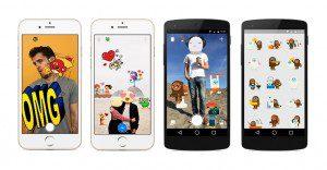 Facebook lanza una aplicación para poner stickers en sus fotos