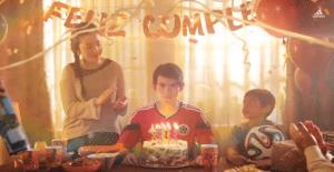 """Colombia """"celebra"""" 16 años de no estar en un Mundial con un poderoso spot"""