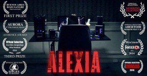 """""""Alexia"""", una terrorífica historia de un chico que elimina del Facebook a su ex"""