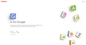 Google sorprende con un cambio de estructura corporativa y ahora es Alphabet
