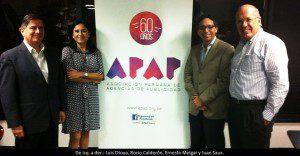 La APAP presenta a su nueva junta directiva