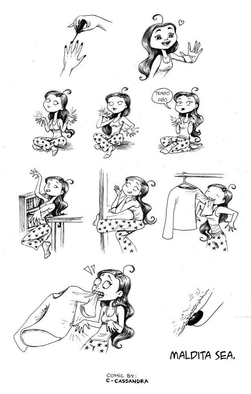 artista-ilustra-las-situaciones-mas-comunes-que-toda-mujer-ha-pasado-alguna-vez-13