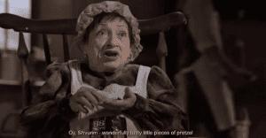 ¿Hasta dónde es capaz esta abuela de llegar por el sabor de estos nuevos pretzels?