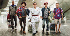 Los jugadores del Barcelona hacen de las suyas durante sus vacaciones con Qatar Airways