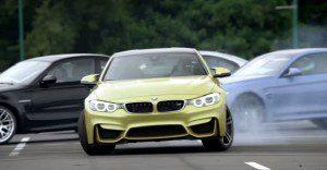 El nuevo M4 de BMW recibe la mejor de las bienvenidas