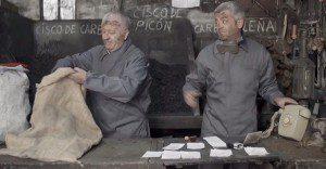 Canal Sur recurre al humor para pedir perdón por su error de año nuevo