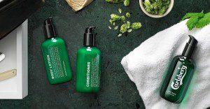 Carlsberg presenta una nueva gama de cosméticos fabricados con cerveza