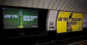 Carlsberg da cátedra sobre cómo crear un anuncio en el momento más adecuado