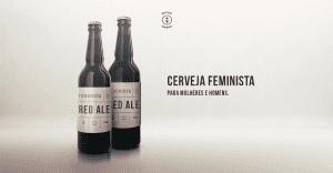 ¿Beber cerveza es cosa solo de hombres? Conoce la primera cerveza feminista