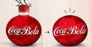 Coca-Cola convierte sus botellas en pelotas de fútbol