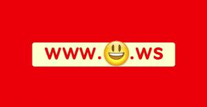 Crea tu propio URL personalizado usando emoticones con Coca-Cola