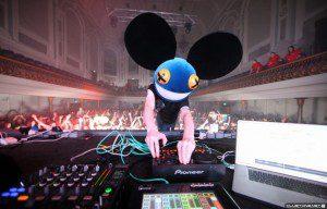 Guerra de ratones entre Disney y Deadmau5