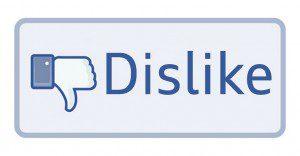 """Una patente de Facebook nos muestra cómo sería el botón """"No me gusta"""""""