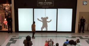 """Disney juega con magia y diversión en una acción que """"te transforma"""" en sus personajes más conocidos"""