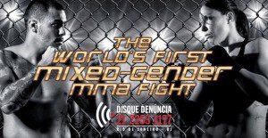 Primera pelea de MMA entre un hombre y una mujer acapara las redes sociales en Brasil