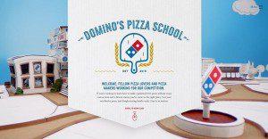 Domino´s Pizza te entrega tu certificado oficial de pizzero gracias a su nueva escuela virtual