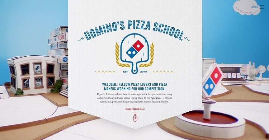 Domino´s Pizza te entrega tu certificado oficial de pizzero gracias ...