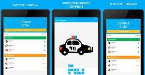 """""""Doodle Draw"""", el primer juego de Facebook Messenger ya está aquí"""