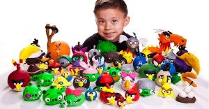 El trabajo perfecto: hacer reseñas de juguetes y ganar cientos de miles de dólares por ello