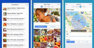 Facebook presenta una nueva app para administrar publicidad