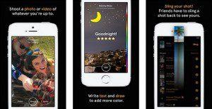 Facebook publica por accidente la nueva app con la que se enfrentará a Snapchat