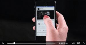 Facebook y sus millonarias posibilidades con la publicidad en video