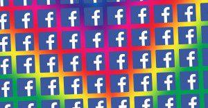 ¿Fue el cambio de colores en la imagen de perfil un experimento de Facebook?