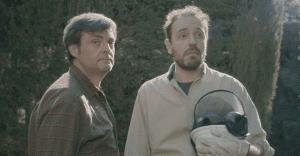 Un grupo de hombres con una importante misión presentan lo nuevo de Fiat