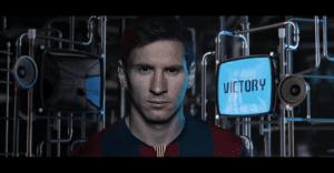 ¿A qué sabe la tristeza y alegría de Messi? EA Games lo sabe