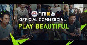 FIFA 16 es promocionado con una asombrosa oda al fútbol