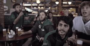 Una marca de cerveza brasilera crea su propia religión