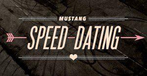 Una cita a ciegas de San Valentín al estilo Mustang