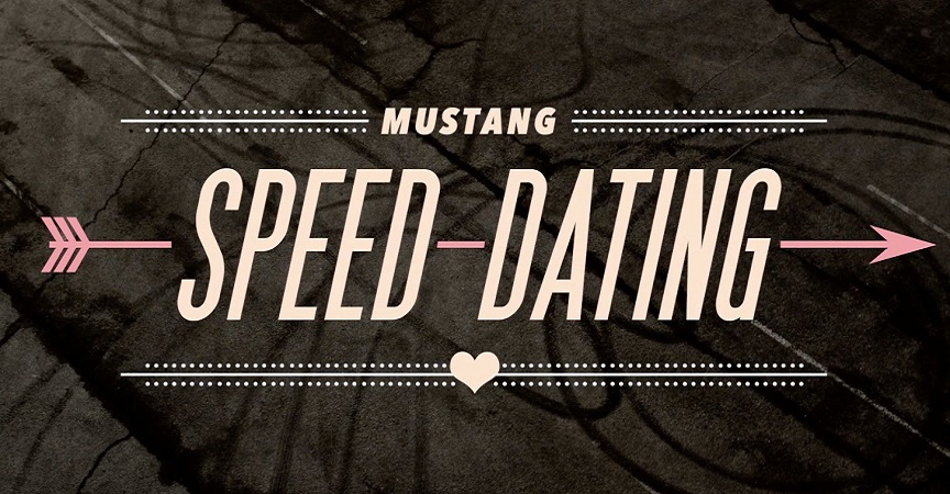 Speed dating for 20 year olds