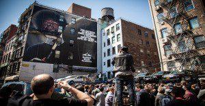 Conoce la publicidad exterior que está arrasando en Nueva York