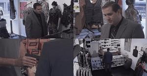 Una tienda de armas sorprende vendiendo pistolas que han sido usadas en asesinatos