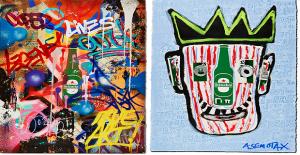 Los legendarios posters de Heineken