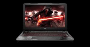Que la fuerza acompañe a todos los usuarios de la nueva laptop de Star Wars