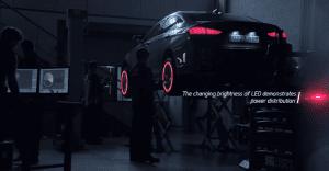 """Hyundai nos muestra el control de sus carros con una campaña donde """"juegan"""" con luces"""