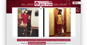 """KFC se la agarra contra """"los niños ricos de Instagram"""""""