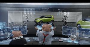 Tres intrépidos roedores presentan el nuevo Soul EV de Kia con mucho ritmo y diversión