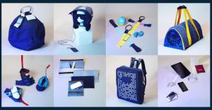 KLM presenta una interesante línea de productos fabricados con materiales reciclados