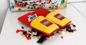 LEGO pone fin a 66 años de dolor