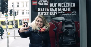 Lego presenta una divertida campaña con Star Wars