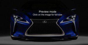 Lexus presenta un nuevo concepto para TV lleno de diseño y tecnología