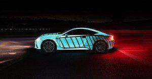 Lexus presenta un vehículo que palpita