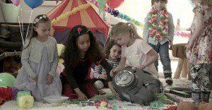 LG promociona su nueva aspiradora celebrando el cumpleaños más tierno