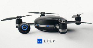 Lily: el drone que te sigue a donde vayas