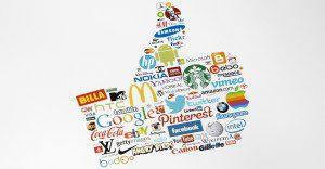 Las 50 marcas con más influencia y engagement e en las redes sociales